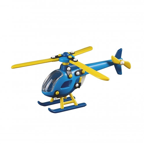 mic-o-mic Police Helicopter