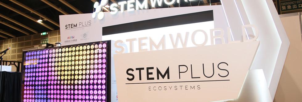 We are STEM PLUS