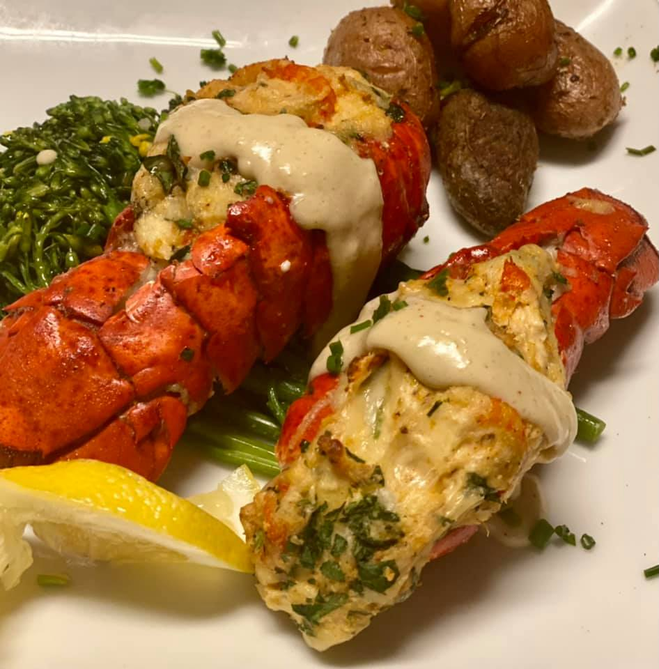 Lobster Tail 2
