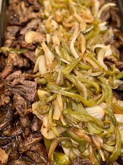 Fajita Beef & Onions