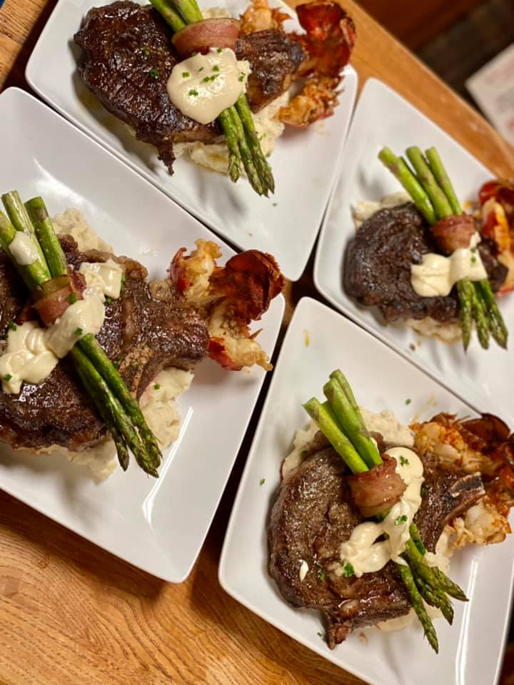 Steak and Lobster 2