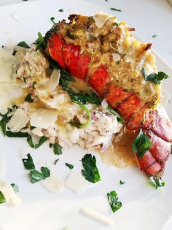 Stuffed Lobster Tail