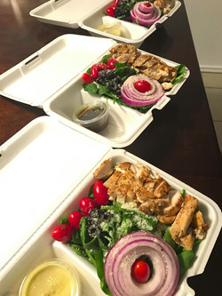 Chef Salad/ Chicken Breast