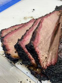 Oak Smoked Brisket