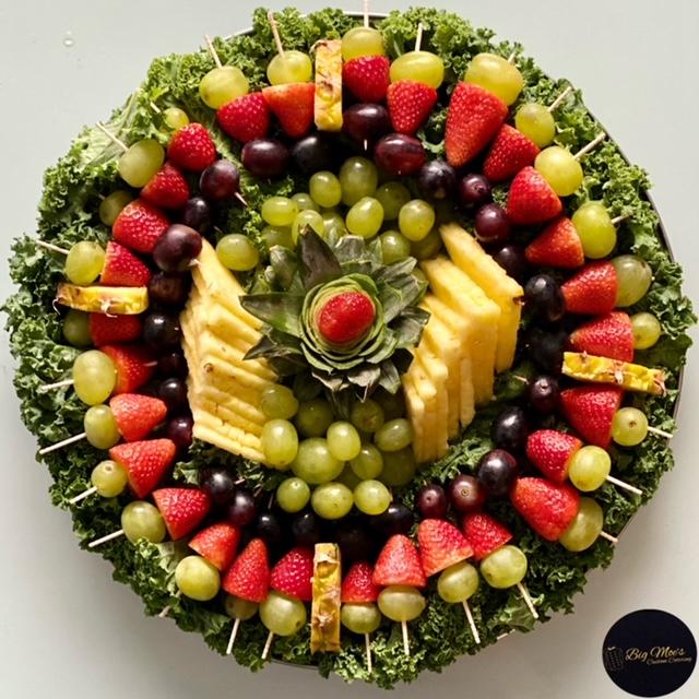 Assorted Fruit Kabobs