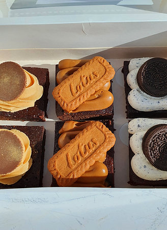 HOLY MOLY Brownies! (BOX OF 6)