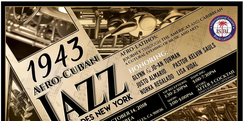 1943 Afro Cuban Jazz Invades New York