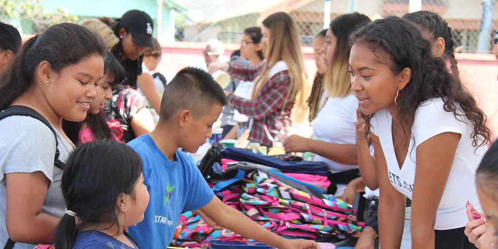 LUNCH N GIVE - A Back to School Event