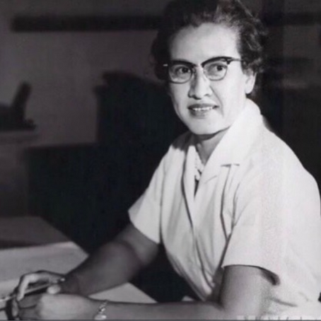 Katherine Johnson: The Human Computer