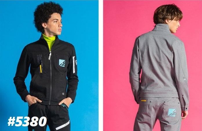 アイズフロンティア #5380(J) ヘビージャージーワークジャケット