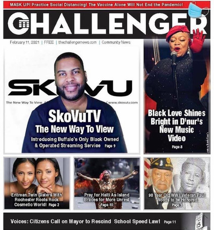 The Challenger News Article