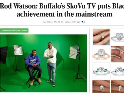 Buffalo News Article