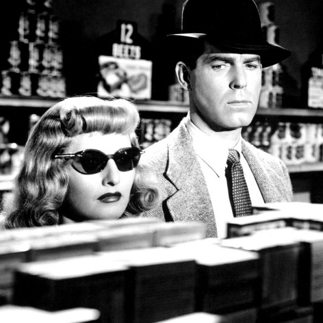 Synthetically Eroded: Femmes Fatales in Double Indemnity and Chinatown