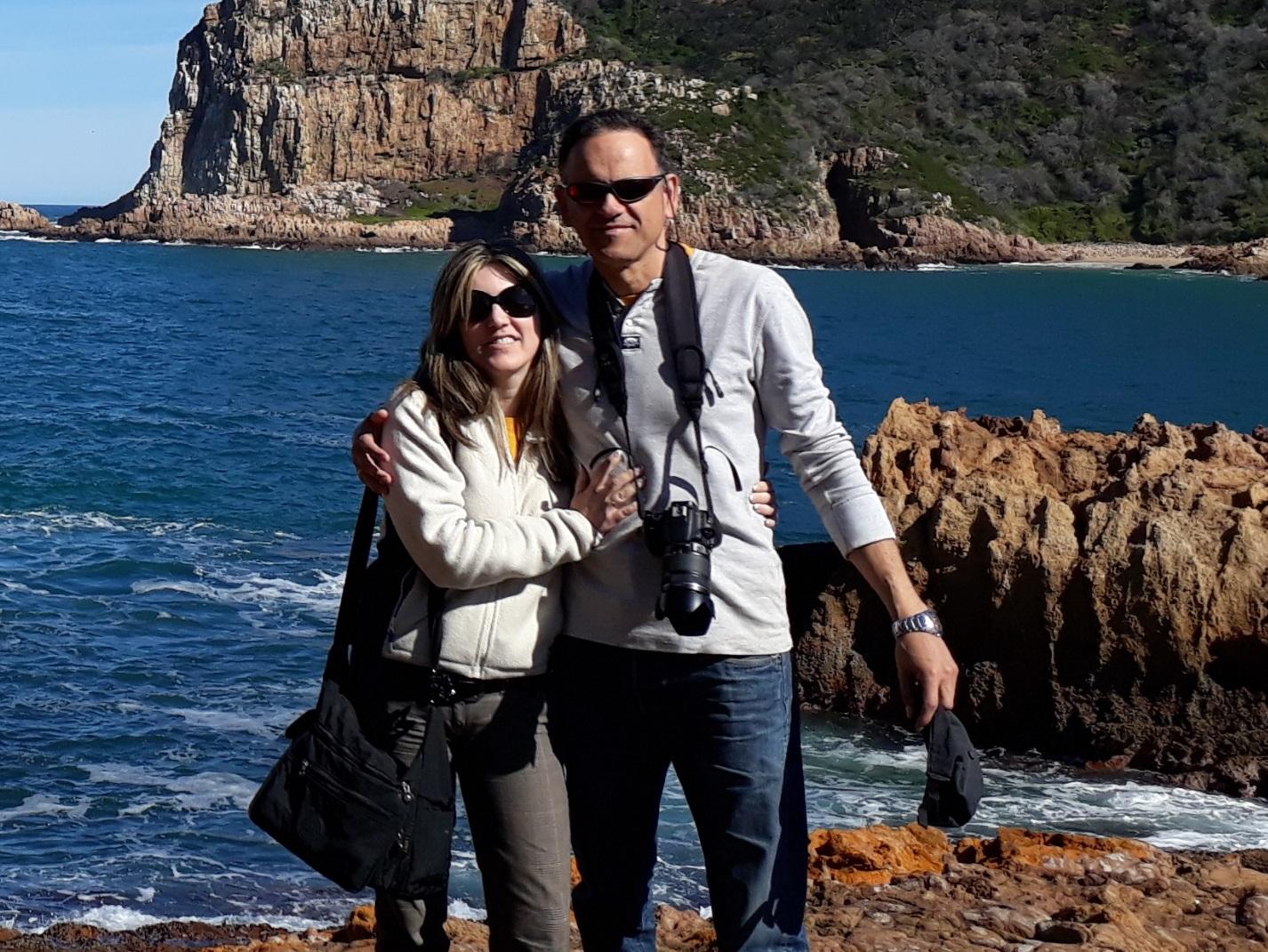 Francisco y Ana Belén
