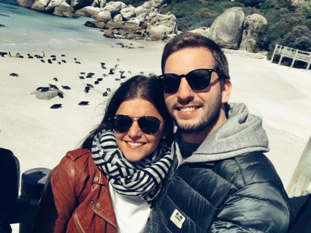Gastón y María José