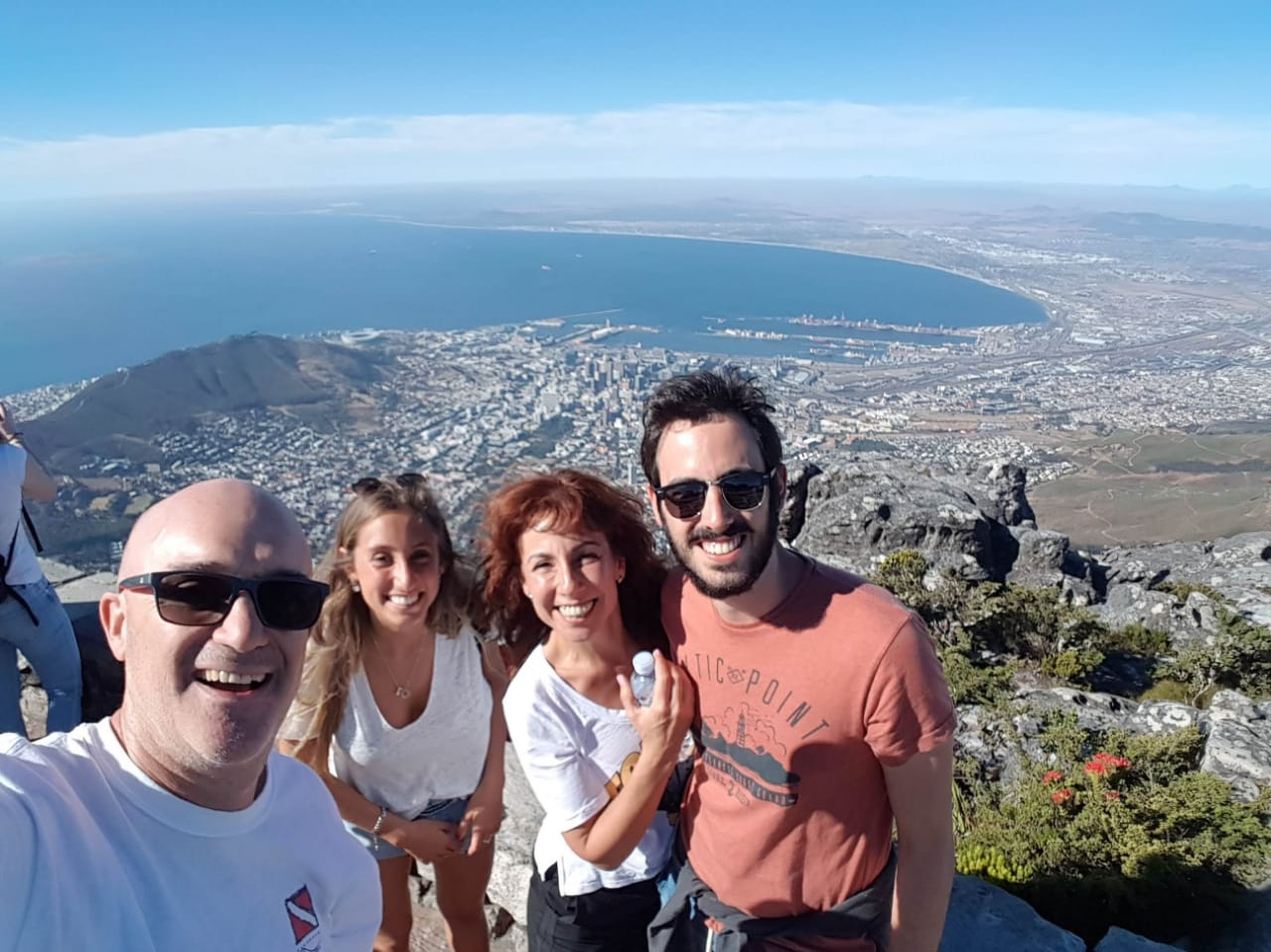 Sergio y Familia