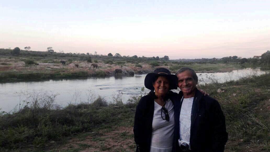 Carmen Rita y Luis Alberto