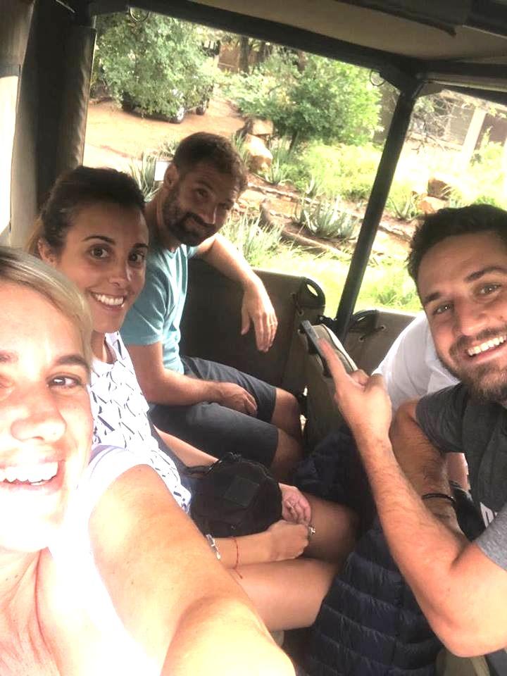 Andrés y amigos