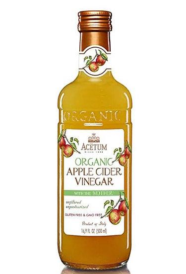 Vinagre de maçã orgânico 500ml(オーガニック アップルビネガー500ml)