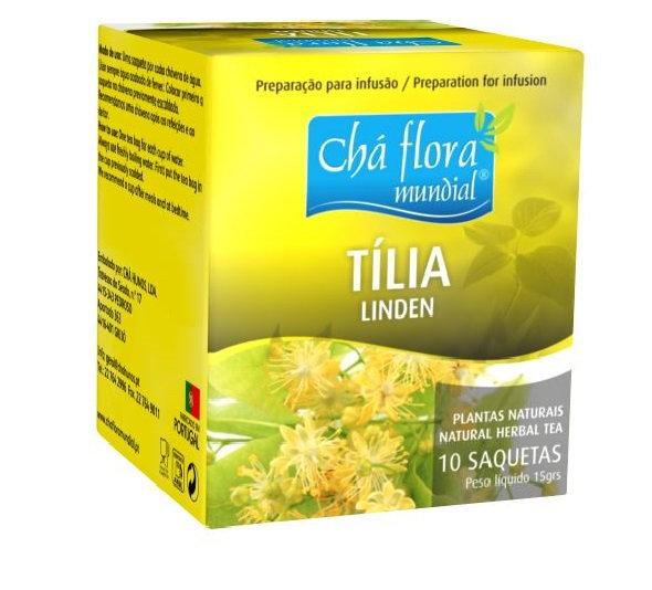 Chá Tília, sachê