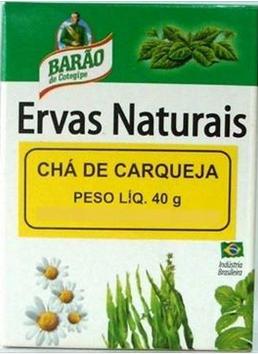Chá de Carqueja em erva
