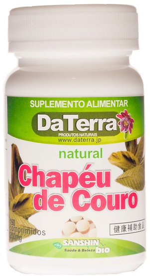 Chapéu de Couro 150 comp. (シャペウデコウロ150粒)