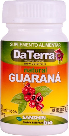 Guaraná DaTerra 150 compr. (ガラナ150粒)