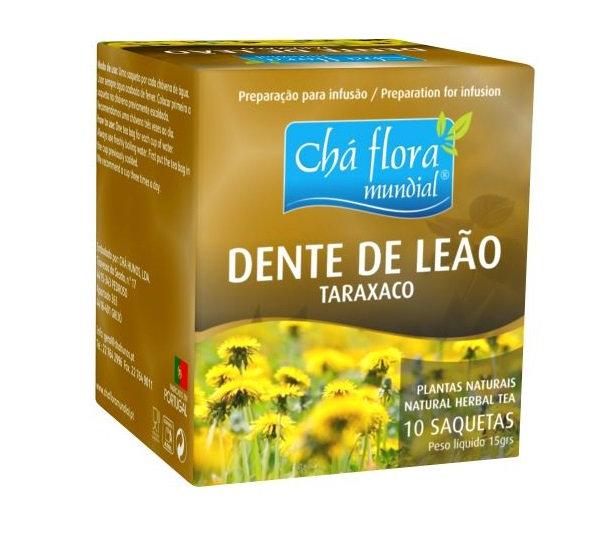 Chá Dente de Leão 10 sachês