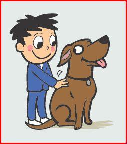 Hoe kinderen wel en niet moeten omgaan met honden.