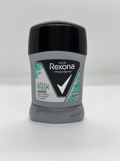REXONA  Fresh Marine  *Rexona Men Anti-Transpirant Stick Marine