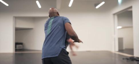 Wayne Gordon Fight Reel