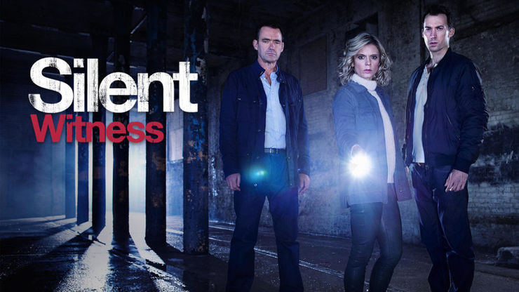 BBC poster for Silent Witness TV series