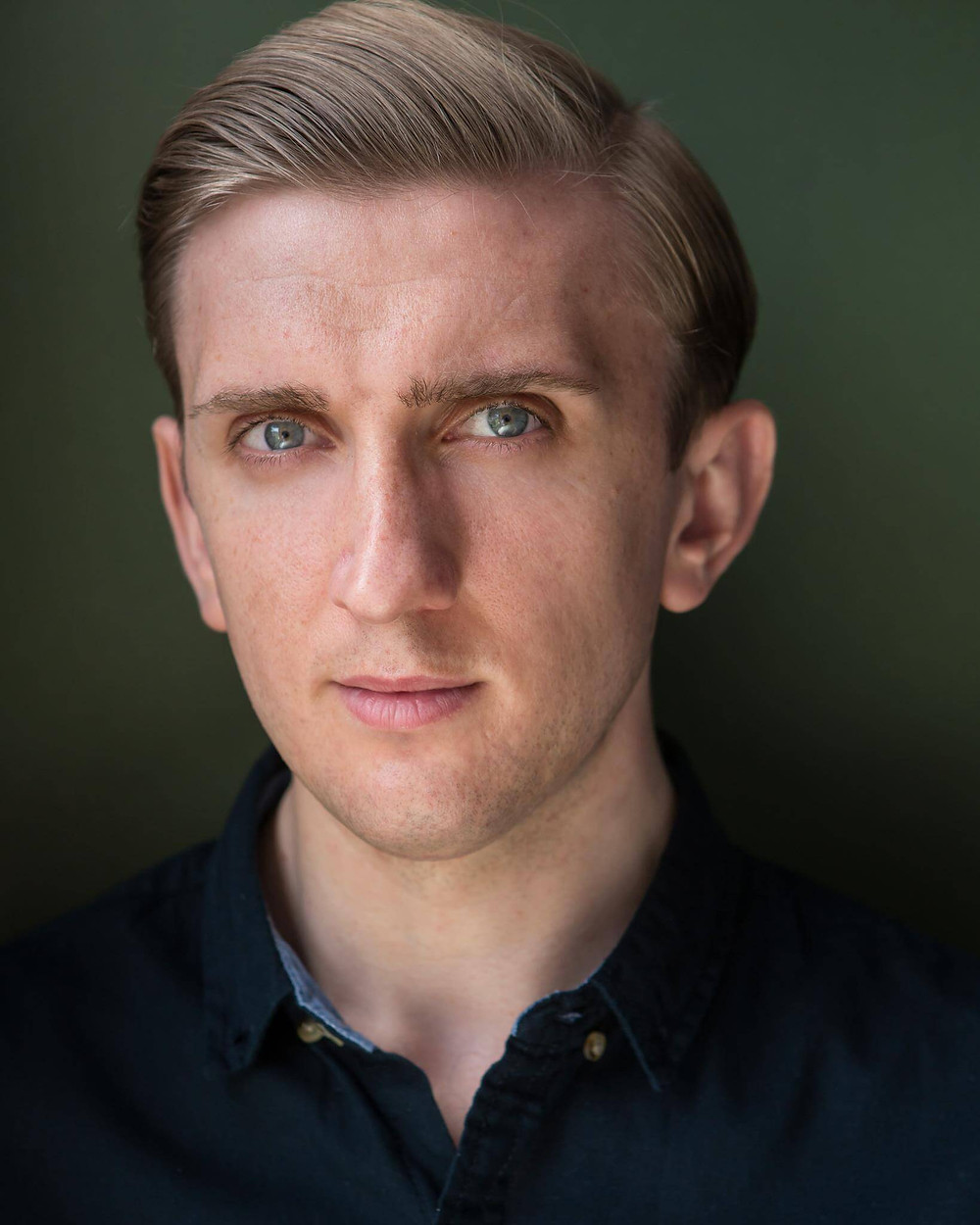 Headshot of actor Philip Shaun McGuinness