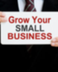 Grow your small business through business coaching.