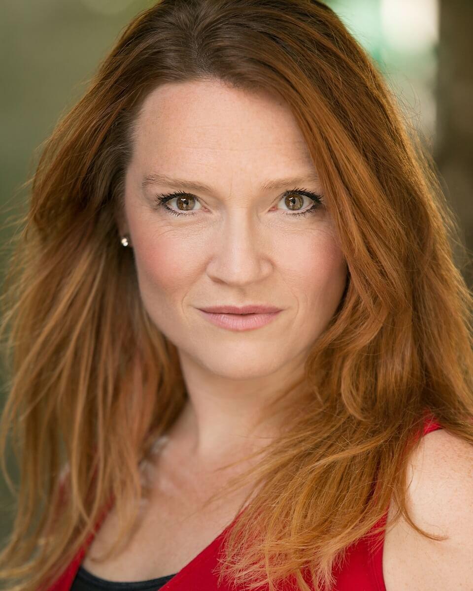 Actress Tina Barnes Acting headshot