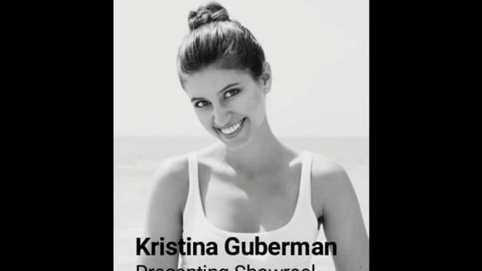 Kristina Guberman Presenting Reel