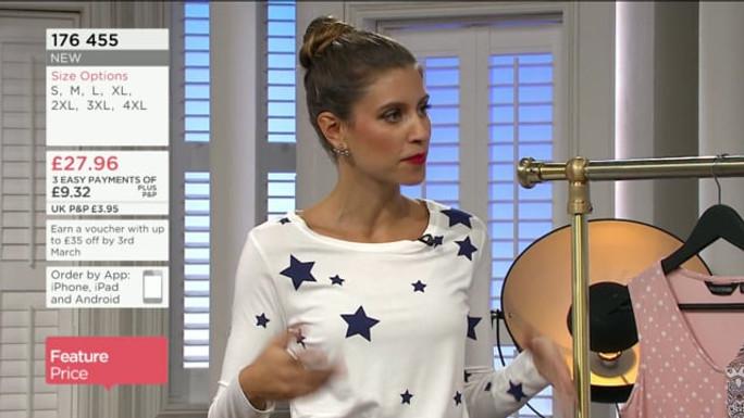 QVC Presenting Reel Kristina Guberman