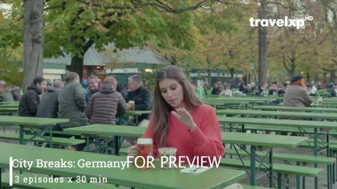Kristina Guberman Travel Presenting Reel