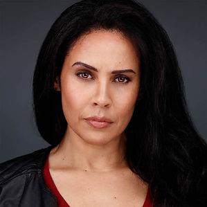Carmen Perez Fight/Stunt Actor Headshot