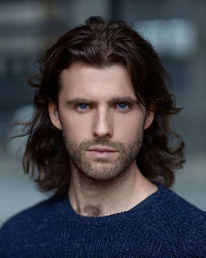 Adam Behan Stunt Actor Headshot