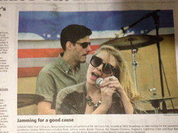 LLS Benefit in the Riverdale Press