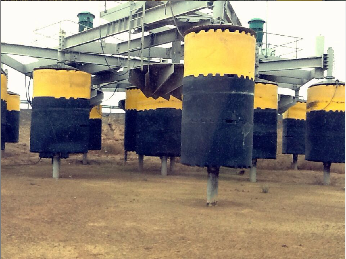 Treatment Plant Churners