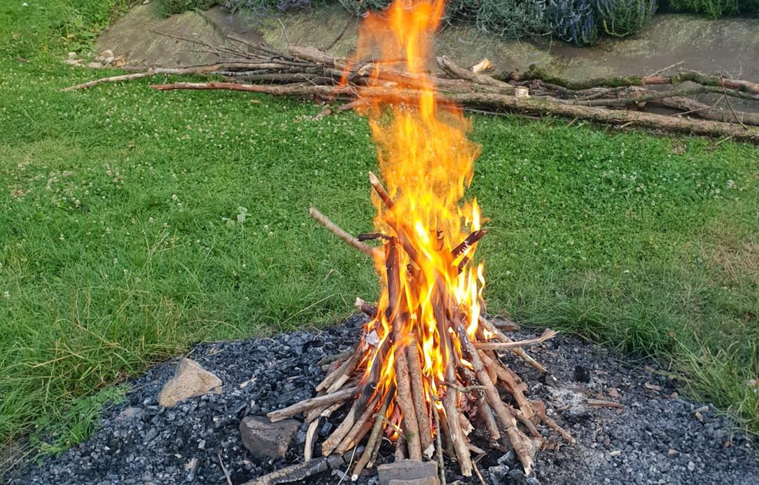 Renaître à son feu sacré