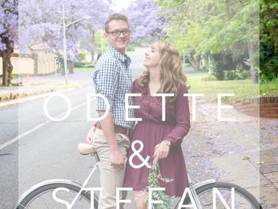 ENGAGEMENT | Odette & Stefan