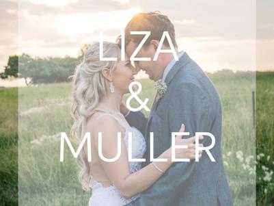 WEDDING | Liza & Muller