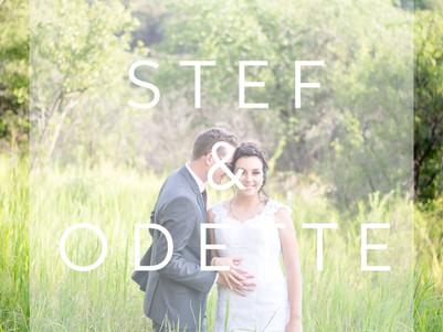 WEDDING | Stefan & Odette