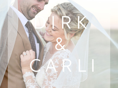 WEDDING | Carli & Dirk