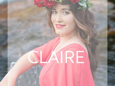 PORTRAIT | Claire-Ann