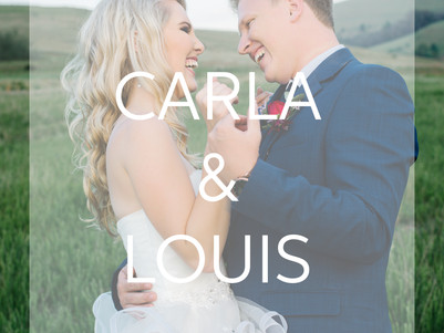 WEDDING | Carla & Louis