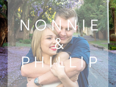 ENGAGEMENT | Nonnie & Phillip